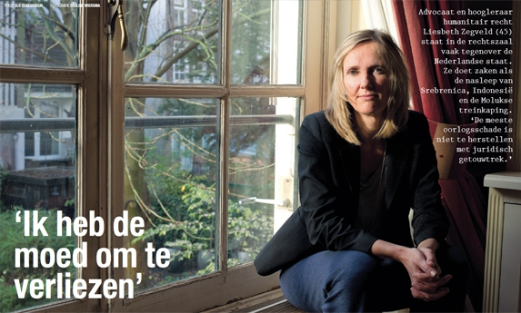 Interview in PS, het Parool