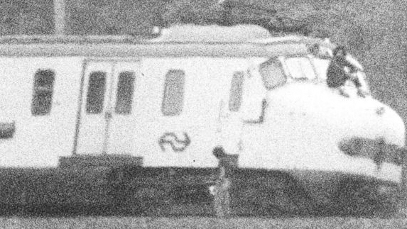 Executions by State during ending of train hijacking at 'De Punt' in 1977